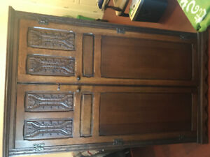Antique Wardrobe reduced from $400