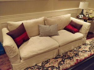 Beige Couch from Art Shoppe