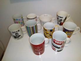 10 mugs