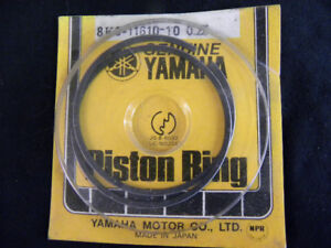 ET300 Yamaha Piston Rings