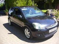 Ford Fiesta 1.25 2007.25MY Zetec Climate