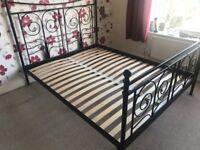 King Size Bed Frame - IKEA