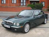 55 Jaguar XJ Series 4.2 auto XJ8 Sovereign LWB + 94k