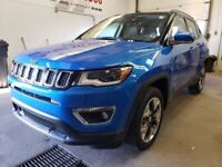 2018 Jeep Compass Limited City of Halifax Halifax Preview