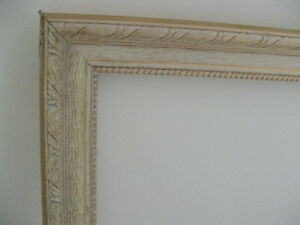 Large White/Gold Frame, Mom/Dad Plaques