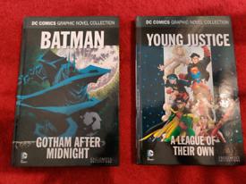 DC Comics Graphic Novel Collection (Eaglemoss)