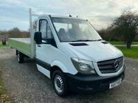 MERCEDES-BENZ SPRINTER 314Cdi (Euro 6) 3.5t. 17ft (5m.) **EXTRA LONG ** Dropside