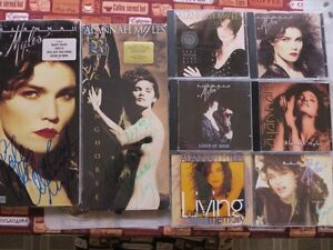 ALANNAH MYLES AUTOGRAPHED CDS AND MORE Kitchener / Waterloo Kitchener Area image 1