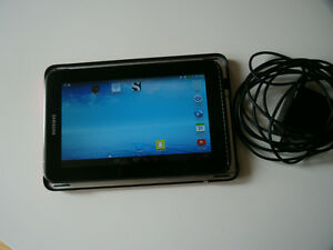 Samsung Android tablet Tab 2 7 inch