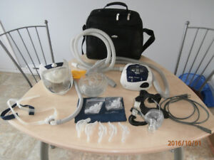 Resmed CPAP S8 Elite II et humidificateur