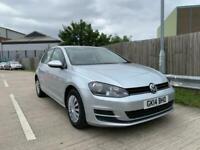 2014 Volkswagen Golf 1.2 TSI BlueMotion Tech S (s/s) 5dr Hatchback Petrol Manual