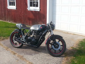 XS750 Cafe Racer