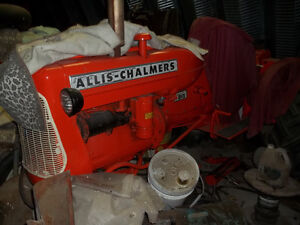 ALLIS CHALMERS TRACTOR COLLECTION including D-21 Kitchener / Waterloo Kitchener Area image 8