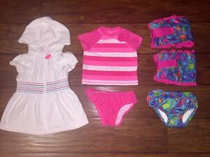 Toddler SwimSuit and Gear