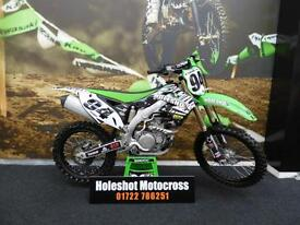 Kawasaki KX450F Motocross bike Very clean example