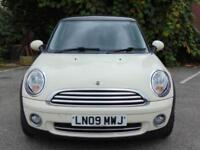 2009 K MINI HATCH ONE 1.4 ONE 3D