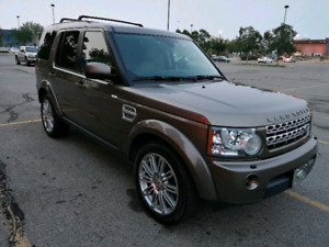 2010 LAND ROVER LR4 HSE LUXURY EDITION **REDUCED**