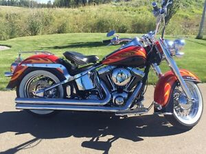 2007 HARLEY DAVIDSON SOFTAIL CUSTOM SELLING NO RESERVE