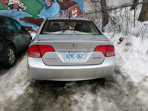 Honda Civic hybrid 2007
