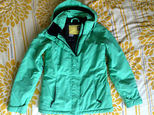 Drage Snowboarding Jacket ** Lime Green London Ontario image 1