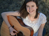 Voice and/or Guitar Lessons Registration on now!