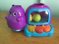 Little Tikes Hippo Piano Mate
