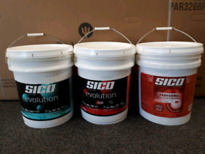 20l SICO PAINT CLEARANCE
