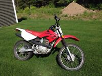 2012 Honda CRF 100 (Mint Condition!!!)