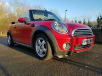 2010 MINI Convertible 1.6 Cooper 2dr Convertible Petrol Manual