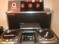 Full Digital Vinyl DJ Rig