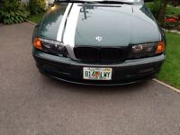 BMW 323I,2000,sedan,automatic ,parts out