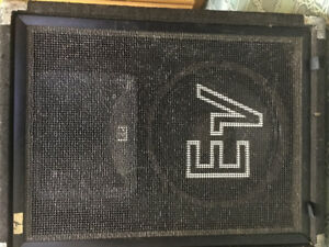 Electro Voice S-1202 ER 2 way stage speaker