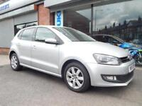 2013 VOLKSWAGEN POLO MATCH 85 5 DOOR CAR