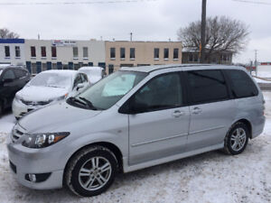 2006 MAZDA MPV, 0NLY 81,000kms, NO ACCIDENTS, ONE OWNER, MINT