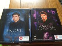 Angel seasons 1-2 DVD Boxsets