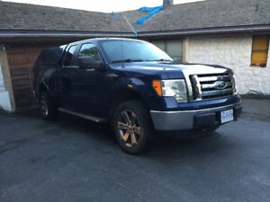 2012 ford f150 supercab 6.5 ft box