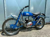 GREEVES CLASSIC TRAIL TRIAL ROAD REGD WITH V5 £2995 OFFERS PX BSA BANTAM JAMES
