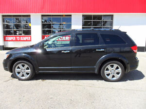 2009 Dodge Journey R/T *AWD*NAV*DVD*SUNROOF*HTD LEATHER*
