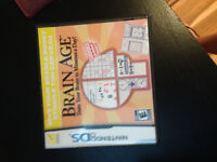 3 nintendo DS games and pink case