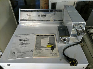 Whirlpool Commercial Coin Washer andDryer set -Under 2 years old