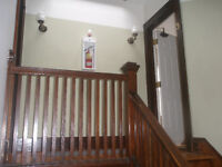 Two bedroom unit,Central Location, Smoke Free