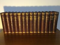 Set of Charles Dickens books
