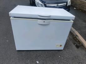 Large Beko chest freezer
