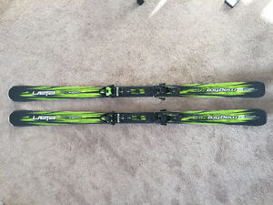 Mens magfire ELAN skis with bindings L176
