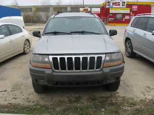 2002 Jeep Grand Cherokee 4X4 Safetied
