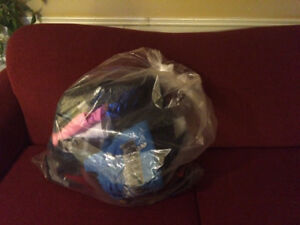Large bag of Size 7 Boy's Clothes