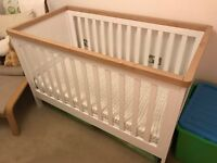 Cot bed Lutterworth by mothercare