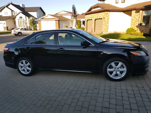 2009 Toyota Camry V6 Sports Edition SE - leather, NAV, Bluetooth