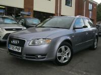 2005 55-Reg Audi A4 2.0 TDI SE Avant,FULL BEIGE LEATHER,AMAZING COND!!!!!