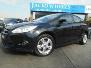2013 Ford Focus LW MK2 Trend Black 6 Speed Automatic Hatchback Bankstown Bankstown Area Preview